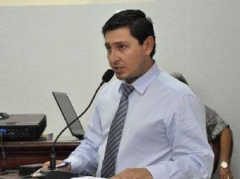 Vereador Flávio de Oliveira. Foto: Assessoria