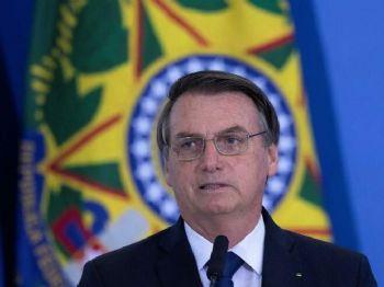 Jair Bolsonaro  Foto: EPA/Joedson Alves