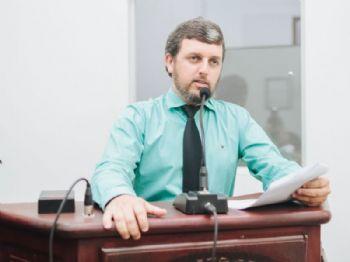 Vereador Eduardo Oliveira