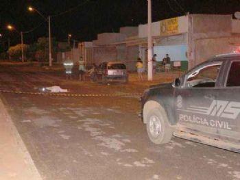 Vítima não resistiu e morreu no local Foto: O Correio News