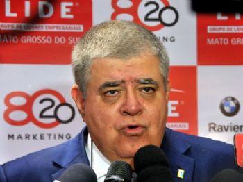 Marun disse que candidatura a reeleição de Temer é oficial - Foto: Valdenir Rezende / Correio do Estado