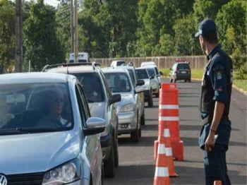 Multas de trânsito poderão ser parceladas no cartão - Foto: Gerson Oliveira/Correio do Estado