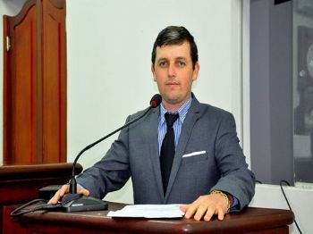 Vereador Eduardo Oliveira Foto: Assessoria