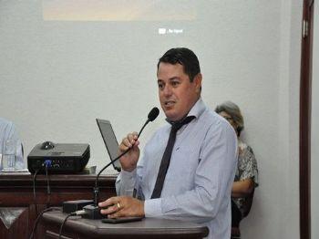 Vereador Valmor Flores Foto: Assessoria