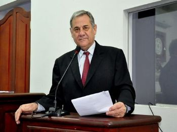 Vereador Ademar Dalbosco. Foto: Assessoria