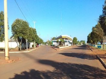 Um ponto aonde a avenida 22 de Abril se encontra com duas ruas do Bairro Cristo Rei. foto: Assessoria