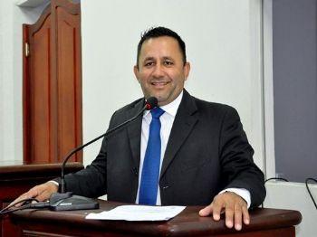 Vereador Milton Gonçalves, o popular Chapéu. Foto: Assessoria