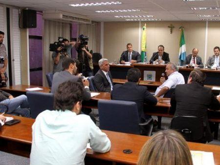 Última reunião ocorreu em março, antes da confirmação dos primeiros casos de Covid-19. (Foto: Wagner Guimarães, Arquivo, Alems)