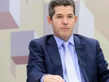 Delegado Waldir disse em vídeo que passa a liderança do PSL para Eduardo Bolsonaro. (Luis Macedo,Câmara dos Deputados)