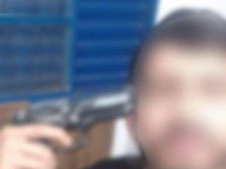 Foto divulgada pela Polícia Civil