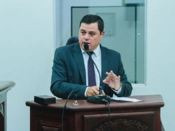 Vereador Valmor Flores Pinto/Foto: ACMLC