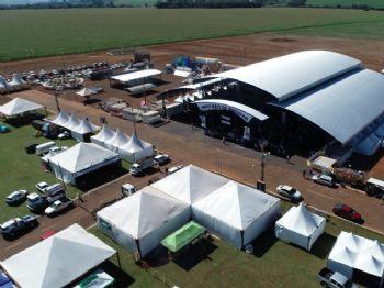 Foto: ACMLC / Pavilhão de Eventos Valduir Dalbosco, inaugurado no ano passado, será novamente palco do Concurso Pé de Soja Solteiro