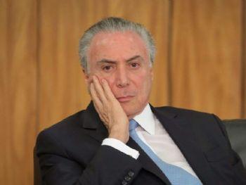 O ex-presidente da República foi preso em 21 de março e solto 4 dias depois