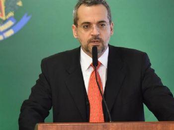 Abraham Weintraub fez a substituição de quatro secretários | Foto: André Borges / MEC / Divulgação / CP