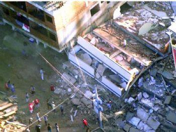 Divulgação Centro de Operações da Prefeitura do Rio