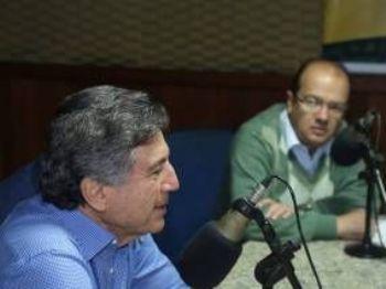 Murilo disse que pedido por Barbosinha foi feito por Tereza e Mandetta (Foto: Reprodução/Facebook)