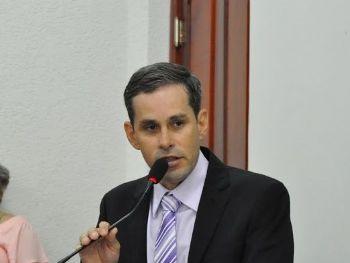 Vereador Márcio Gutierres (PSDB). Foto: Assessoria