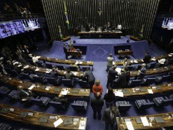 O reajuste para o STF foi aprovado por 41 votos a 16, com uma abstenção - Arquivo/Agência Brasil