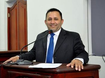 vereador Milton Gonçalves, o Chapéu. Foto: Assessoria
