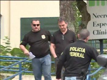 Polícia Federal prendeu Joesley Batista na sexta-feira (9) - Foto: Reprodução / TV Globo
