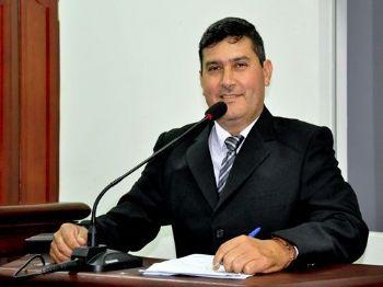 Vereador Asturio Matoso. Foto: Assessoria