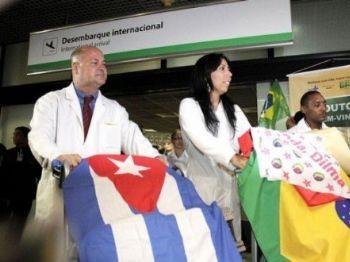 Médicos cubanos - Foto: Governo Federal