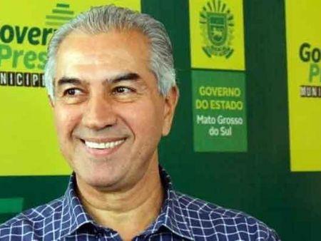 Governador Reinaldo Azambuja (Foto: Segov/MS)