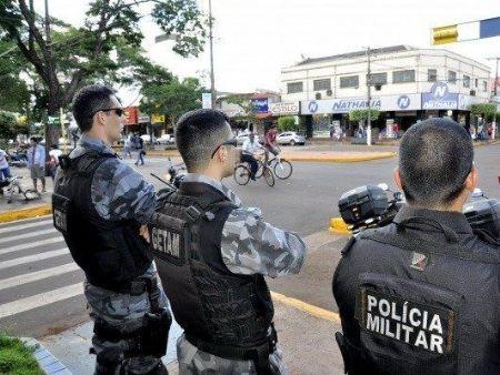 Polícia poderá ser chamada se o cidadão se recusar a usar máscara Foto: Arquivo