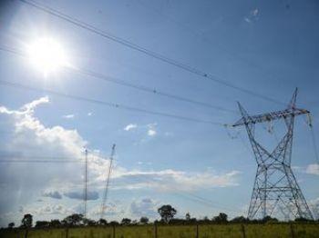 Linhas de transmissão de energia do sistema elétrico nacional (Fábio Rodrigues Pozzebom/Agência Brasil) - ABR
