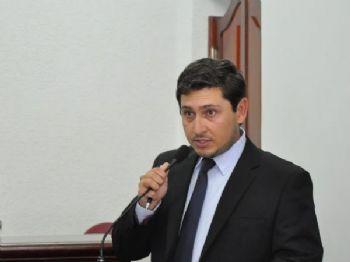 Vereador Flavio de Oliveira (PSB). Foto: Assessoria