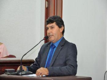 Vereador Asturio Matoso (PR). Foto: Assessoria