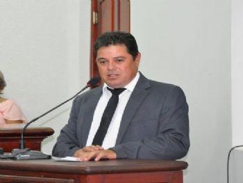Vereador Valmor Flores (PSD). Foto: Assessoria