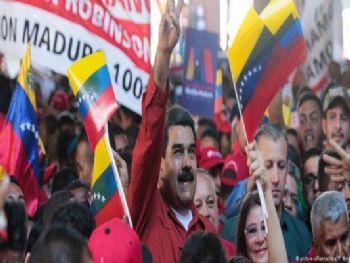 Governo do presidente Nicolás Maduro convocou eleição para 20 de maio, a qual é boicotada pela oposição Foto: DW / Deutsche Welle