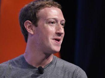 Mark Zuckerberg, cofundador e CEO do Facebook -ANDEL NGAN / AFP