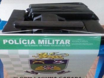 Foto: Divulgação da PM