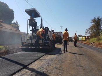 Licitações são para obras de asfalto e drenagem em cidades do interiorFoto: Divulgação/Assessoria
