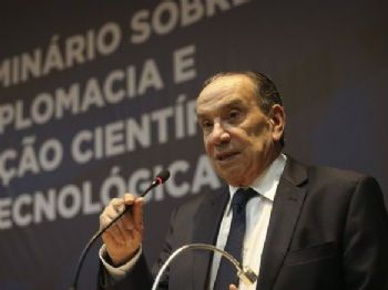 O ministro das Relações Exteriores, Aloysio Nunes, instruiu a embaixada brasileira em Washington, nos EUA, a solicitar a liberação completa dos registros - José Cruz/Arquivo Agência Brasil