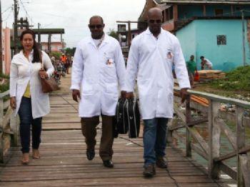 Governo abriu edital para novos profissionais ocuparem vagas de cubanos - Reprodução