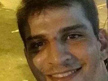 Vinicius Batista Serra, acusado de ter espancado a paisagista e empresária Elaine Perez Caparroz - Vinicius Batista Serra/Redes sociais