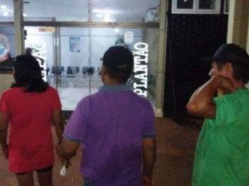 Mulher foi encontrada horas depois do crime - Foto: Foto: Osvaldo Duarte/ Dourados News