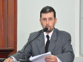 Vereador Eduardo Oliveira (MDB). Foto: Assessoria