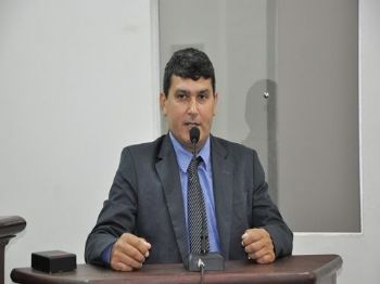 Vereador Asturio Matoso (PR). Foto: Vereador