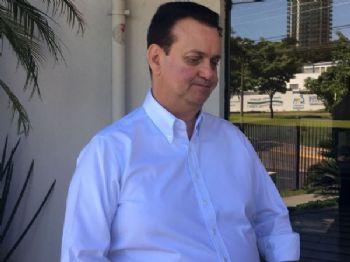 O ministro das Comunicações, Gilberto Kassab (Foto: Valmir Custódio/G1)