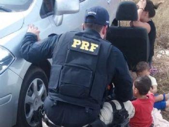 O entorpecente seria levado para São Paulo - Foto: Divulgação/PRF