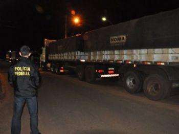 Os últimos registros deste tipo de operação são de 2010 - Foto: Divulgação/PF