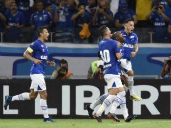 Raposa teve reabilitação em alto estilo nesta noite, no Mineirão - Foto: Cruzeiro
