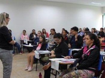 Curso de formação de doulas no HU da UFGD - Foto: Divulgação/Ebserh