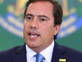 Presidente da Caixa, Pedro Guimarães. Foto: AFP