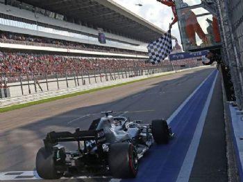 A Fórmula 1 dá uma pausa e retorna em duas semanas para o GP do Japão - Foto: Reprodução/F1