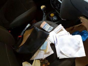 Vários documentos foram apreendidos durante operação - Foto: Divulgação/PF